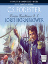 Lord Hornblower (MP3): Horatio Hornblower Series, Book 5